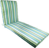 Waverly Fun House Chaise Lounge Outdoor Cushion