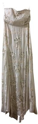 Needle & Thread White Dress for Women