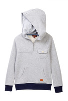 7 For All Mankind Heathered Hoodie (Big Boys)