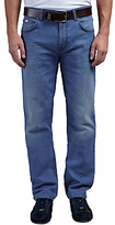 Hugo Boss Boss Green C-maine Regular Straight Jeans, Bright Blue