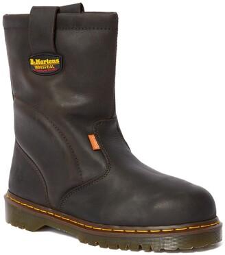 Dr. Martens 2295 Extra Wide Met Guard Work Boot