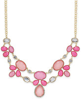 INC International Concepts Stone Statement Necklace, Only at Macy's