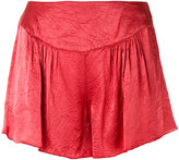 Forte Forte relaxed shorts - women - Viscose - II