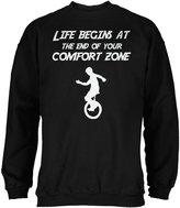 Old Glory Comfort Zone Unicycle Adult Sweatshirt