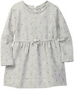 Joe Fresh Sparkle Star Dress (Baby Girls)