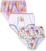 Disney Toddler Girls' Rapunzel 3pk Panty
