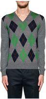 Gucci Dark Gray Wool Sweater
