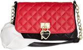 Betsey Johnson Bow Shoulder Bag, Only At Macy's