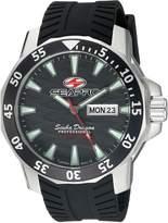 Seapro Men's SP8310 Analog Display Quartz Watch