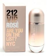 Carolina Herrera 212 V.I.P. Rosé 2.7-Oz. Eau de Parfum - Women
