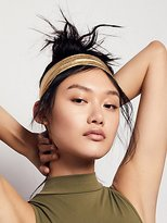 Look From London Liquid Metallic Wideband by at Free People