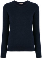 N.Peal round neck sparkly sweater