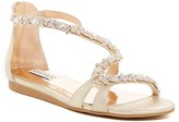 Badgley Mischka Carey Embellished Sandal