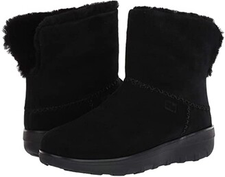 FitFlop Mukluk Shorty III (All Black) Women's Slippers