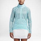 Nike Hyperlite Translucent Half-Zip Women's Golf Jacket