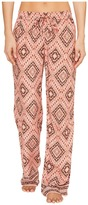 PJ Salvage Boho Babe Lounge Pants Women's Casual Pants