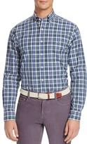 Vineyard Vines Trumpet Plaid Slim Fit Button Down Shirt