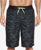 Nike Men's Flux Drawstring Swim Trunk, 11""