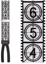 Trafalgar Men's 'Reel Time' Silk Suspenders