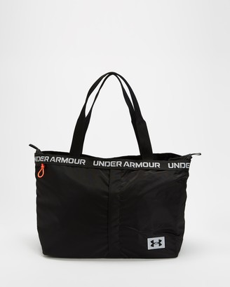 Under Armour Women's Black Tote Bags - Essentials Tote - Size One Size at The Iconic