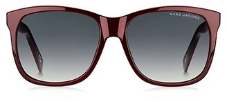 Marc Jacobs 57MM Square Sunglasses