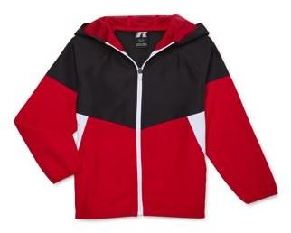 Russell Packable Kids Windbreaker Jacket, Sizes 6-18