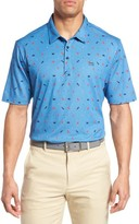 Travis Mathew Men's Watson Trim Fit Polo