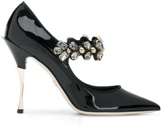Dolce & Gabbana Cardinale Mary Jane pumps
