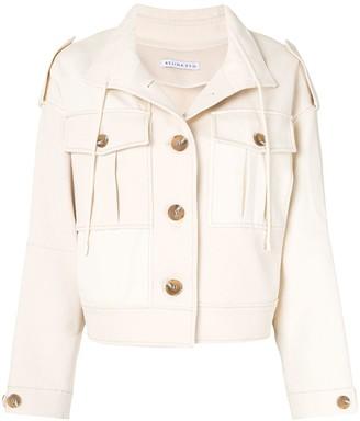 REJINA PYO Carly drawstring jacket