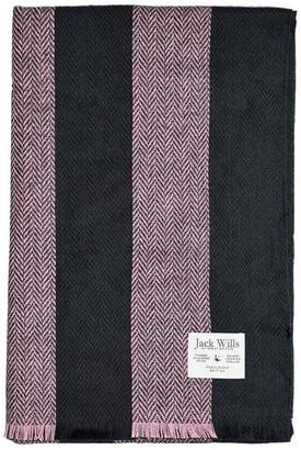 Jack Wills Madingley Striped Scarf