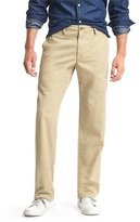 Gap Vintage washed relaxed fit khakis