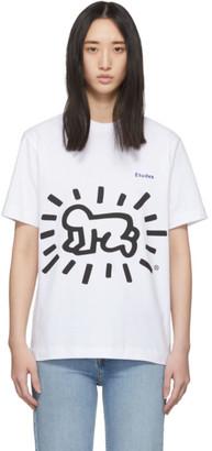 Études White Keith Haring Edition Wonder T-Shirt