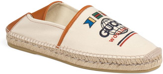 Gucci Convertible Espadrille Flat