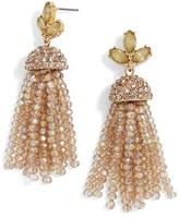 BaubleBar Mabel Tassel Drop Earrings