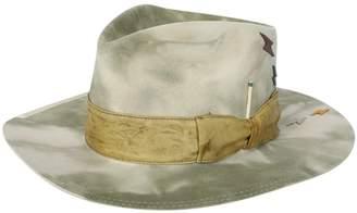 Nick Fouquet samos camo felt hat