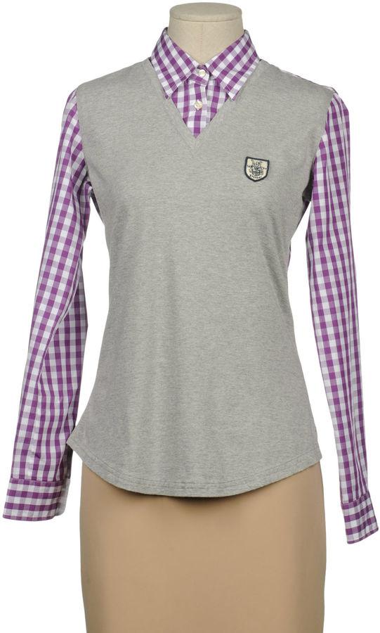 Luis Trenker Long sleeve shirts