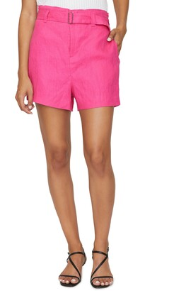 Sanctuary The Wells Belted Shorts