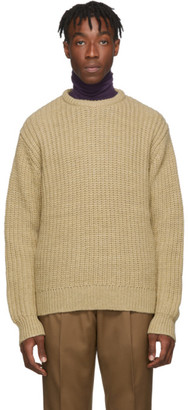 Tiger of Sweden Beige Hald Sweater