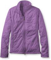 L.L. Bean Fleece-Lined Fitness Jacket