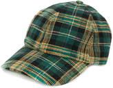Missoni plaid knit cap