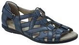 Planet Shoes Carli Blue Sandal