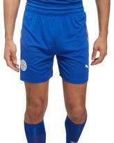 Puma Leicester City FC 2017/18 Home Shorts