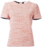 Victoria Beckham fitted T-shirt