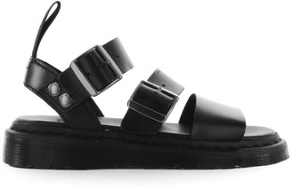 Dr. Martens Gryphon Brando Black Womens Sandal