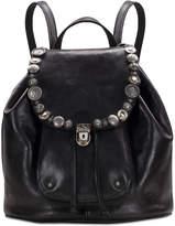 Patricia Nash Studded Hardware Casape Medium Backpack