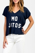 Sol Angeles Mojitos Rolled Tee
