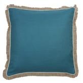 Thro Dean Fringe Pillow