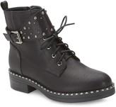 OLIVIA MILLER Marshall Women's Studded Combat Boots