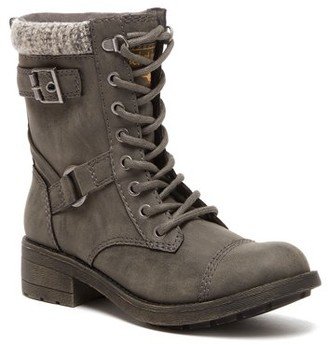 Rocket Dog Thunder Lace Up Buckle Detailed Boot (Women's)