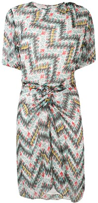 Etoile Isabel Marant Knot Detail Dress